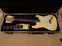 Fender Stratocaster American Standard 2010 possibly swap/px for a Telecaster