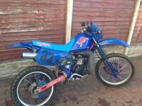 Kmx 125cc 2stroke road legal