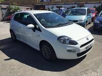 FIAT PUNTO 1.4 GBT 3dr (white) 2012