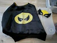 Wolverine cape and madk