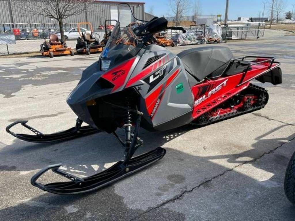 2021 Arctic Cat® Blast M 4000 Special Edition