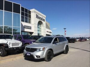 2014 Dodge Journey Blacktop Edition, Bluetooth, Sirius