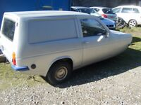 1971 SUPER RELIANT ROBIN VAN GOOD SHELL COMPLETE CAR SPARES REPAIRS RARE MODEL