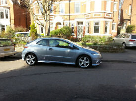 Honda Civic Type S-GT 2.2 CDTi (193bhp)