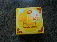 GOLDEN PEARL CREAM BRAND NEW X5