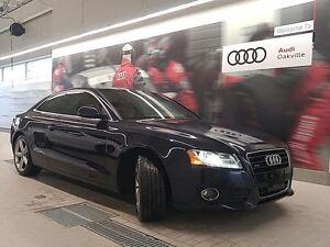 2009 Audi A5 3.2 6sp at Qttro Cpe