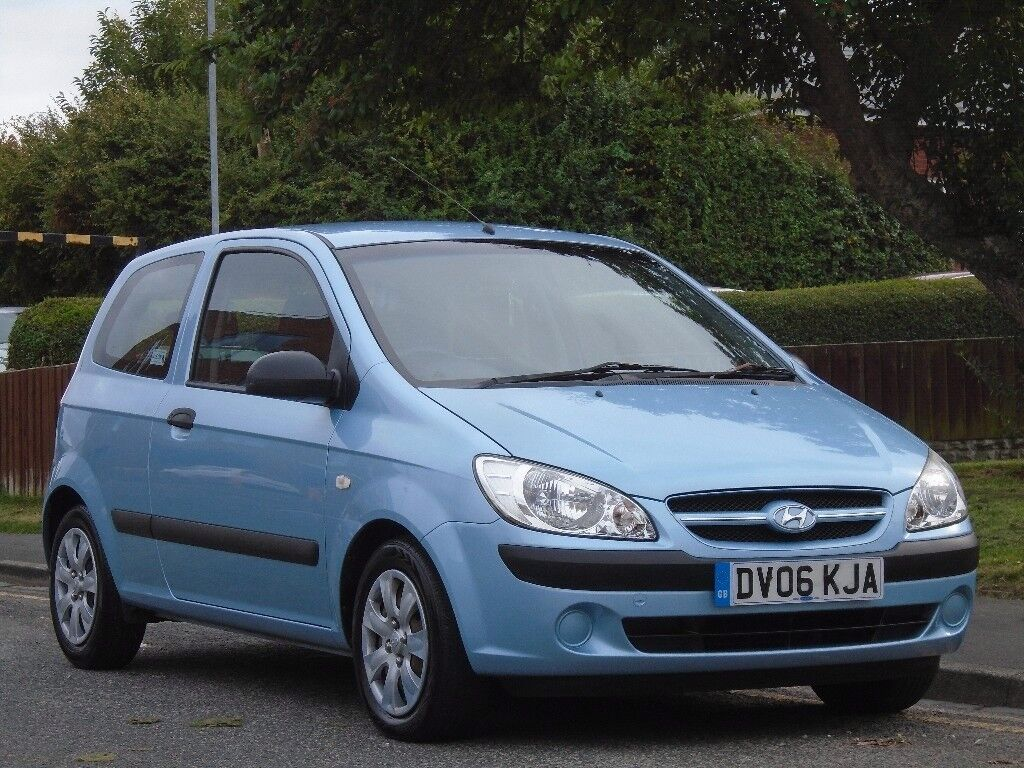 Hyundai Getz 1.4 GSi 3dr£499 p/x welcome 1 OWNER FROM NEW,