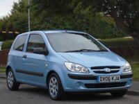 Hyundai Getz 1.4 GSi 3dr£999 p/x welcome 1 OWNER FROM NEW,FULL SERVICE