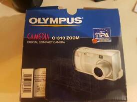Olympus 3mp working Digital camera