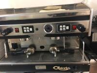 ASTORIA COMMERCIAL 2 GROUP COFFEE / ESPRESSO MACHINE