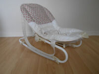 Winnie the Pooh Baby Rocker (Mothercare)