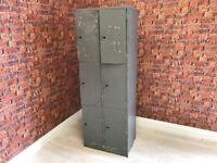 Industrial Locker Storage Gym Staff Cabinet