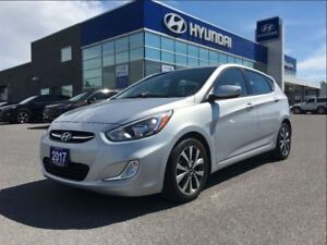 2017 Hyundai Accent SE 5 Door*HYUNDAI CERTIFIED WARRANTY*