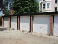 Lock up Garage for rent