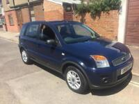 FORD FUSION 2008 1.4 TDCI LOW MILAGE ONE PREVIOUS OWNER FULL SERVICE HISTORY