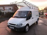 FORD TRANSIT 350 90 BHP HIGH ROOF LWB