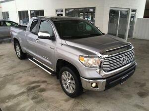 "2014 Toyota Tundra 4WD Double Cab 146"" 5.7L Limited"