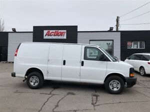 2017 Chevrolet Express 2500 fin or lease from 4.99%oac