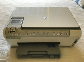 HP Photosmart C5180 All-in-One Printer Scanner Copier
