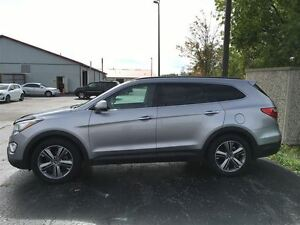 2013 Hyundai Santa Fe Limited AWD/NAVI/PANO ROOF/HEATED LEATHER
