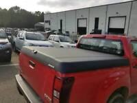 isuzu pick up truck hard top