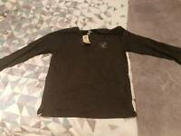 Brand new mens Saltrock long sleeve shirt