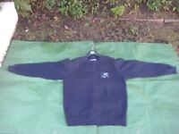 Brand New Navy Blue Thomas Tallis School Sweatshirt/Pullover for £10.00