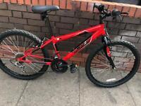 Mountain blaze bike 24 inch