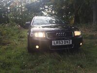 Car for. Sale Audi A4. 3. 0 L. V6. Estate car please call for info. £1500 Ono