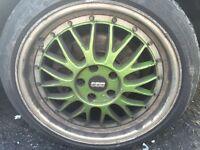 BBS LM replica alloy wheels