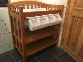 Mamas & Papas Changing Table with Bath