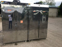 Double Door STAINLESS STEEL BAKERY COLD ROOM Fridge FRANCE SPECIAL MAKE