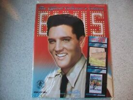 ELVIS PRESLEY. THE OFFICIAL COLLECTORS EDITION MAGAZINE SERIES. COMPLETE. NEW. ISSUES 1-90. NEW