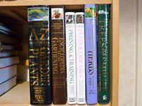 Six Superb Gardening Books