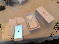 Iphone 6 16gb gold full set box