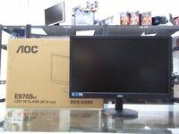 AOC LED Monitor