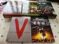 Selection of REGION 1 Dvds