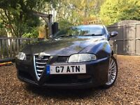 Alfa Romeo GT for SALE. Dark Grey.