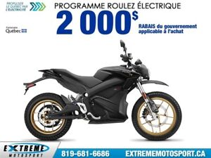 2018 Zero Motorcycles Zero DS R  ZF 14.4 + POWER TANK