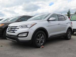 2013 Hyundai Santa Fe LEATHER-SUNROOF