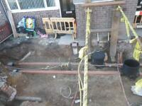 ALL TYPES OF DRAINAGE WORK UNDERTAKEN, SOAKAWAYS, SEPTIC TANKS, REPAIRS, NORWICH, NORFOLK