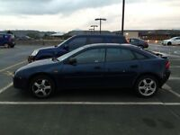 MAZDA 323F 1.8i EXECUTIVE (1998) - LOW MILEAGE - FOR SPARES OR REPAIR