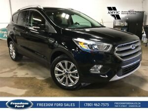 2017 Ford Escape Leather, Navigation, Sunroof