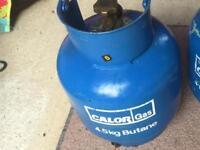 Calor 4-5kg empty gas bottle save on calor surcharge