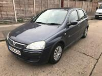Vauxhall Corsa 1.2 twin port 2006(**part ex welcome **)