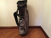 Taylormade stand bag brand new which is from the Audi collection