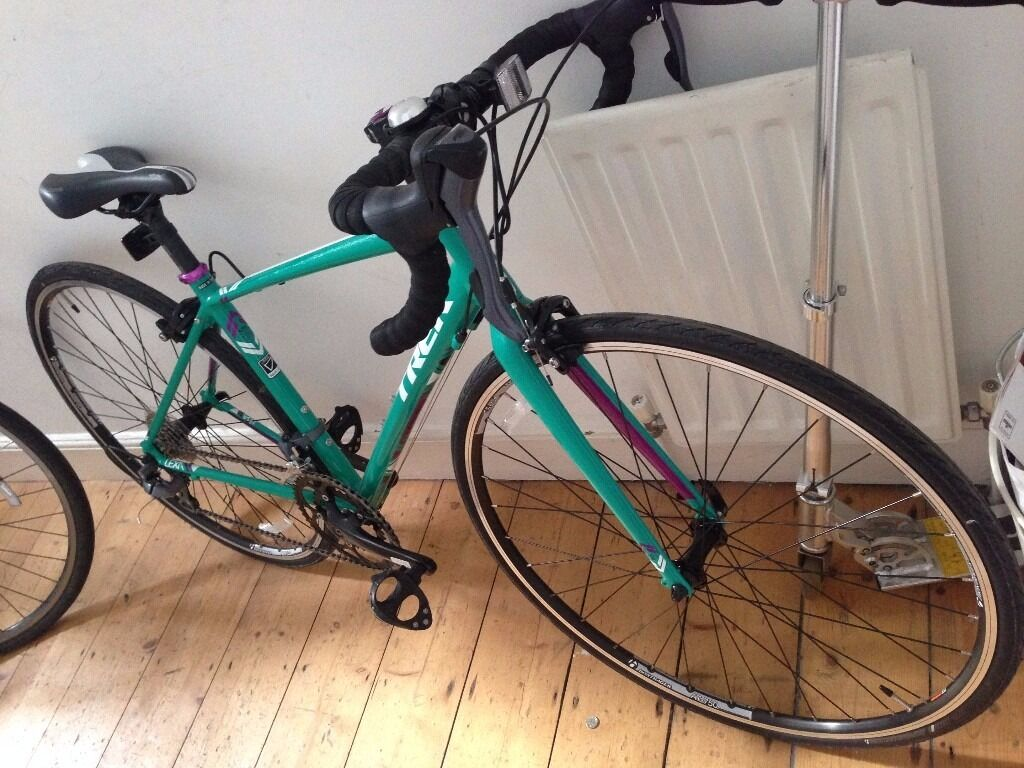 Trek Lexa 2016 Size 50cm Women S Road Bike For Sale Only 6