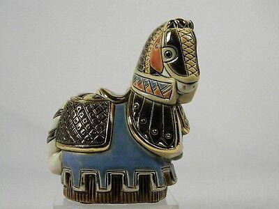 DeRosa Rinconada Silver Anniversary #775 'Tournament Horse' - RETIRED New In Box