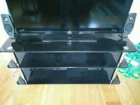 Coffee glass table / TV stand