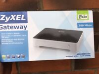 X20 ZyXEL routers, brand new in packaging